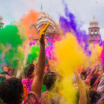 Hindi hasya kavita on holi