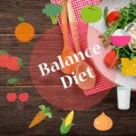 Essay on balanced diet in hindi