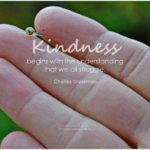 Speech on kindness in hindi