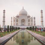 Taj mahal history in hindi