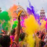 Essay on Holi Festival in Hindi