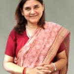 maneka gandhi biography in hindi
