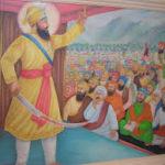 Sikh guru ki balidani parampara essay in hindi