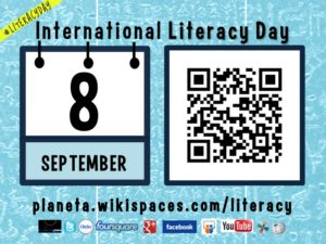 international literacy day essay in hindi