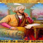 babar history, essay in hindi