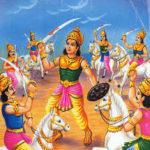abhimanyu chakravyuh story in hindi