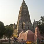 bodh gaya temple history in hindi