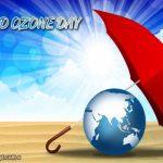 Ozone day speech, essay in hindi
