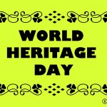 Slogan on world heritage day in hindi