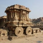 Chariot temple history in hindi