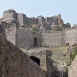 Golconda fort history in hindi