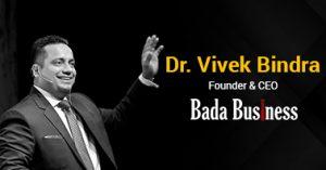 vivek bindra biography in hindi