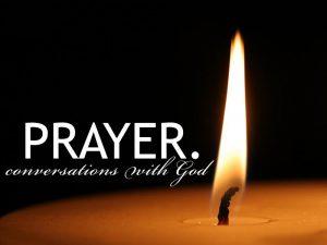 प्रार्थना पर कविता